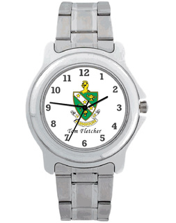 FarmHouse Fraternity Commander Watch