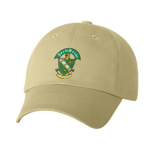 FarmHouse Fraternity Crest Emblem Hat