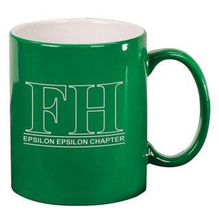 FarmHouse Fraternity Custom Ceramic Coffee Mug