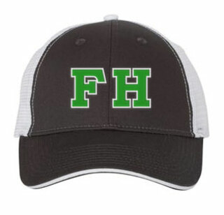 FarmHouse Fraternity Double Greek Trucker Cap