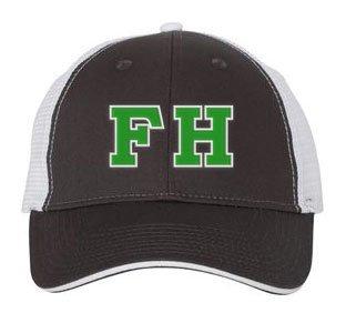 FarmHouse Fraternity Double Greek Trucker Cap