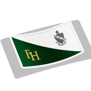 FarmHouse Fraternity Flag Decal Sticker