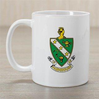 FARMHOUSE Greek Crest Coffee Mug