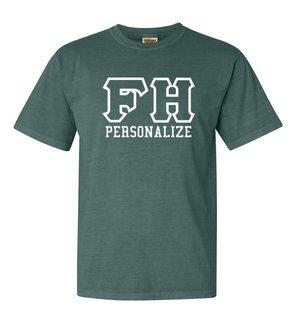FARMHOUSE Greek Outline Comfort Colors Heavyweight T-Shirt