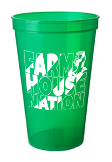 FarmHouse Fraternity Nations Stadium Cup - 10 for $10!