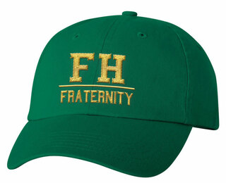 FARMHOUSE Old School Greek Letter Hat