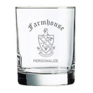 FarmHouse Fraternity Old Style Glass