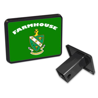 FarmHouse Fraternity Trailer Hitch Covers
