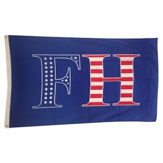 FarmHouse Fraternity USA Greek Letter Flag