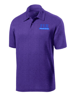 FIJI Fraternity- $25 World Famous Greek Contender Polo