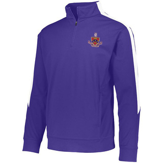 DISCOUNT-FIJI Fraternity-  World Famous Greek Crest - Shield Medalist Pullover