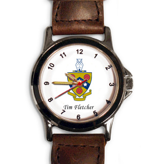 FIJI Fraternity Admiral Watch