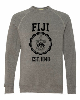 FIJI Alternative - Eco-Fleece� Champ Crewneck Sweatshirt