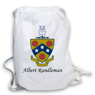 FIJI Fraternity Cinch Sack