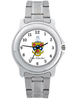 FIJI Fraternity Commander Watch