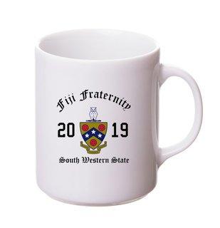 FIJI Crest & Year Ceramic Mug