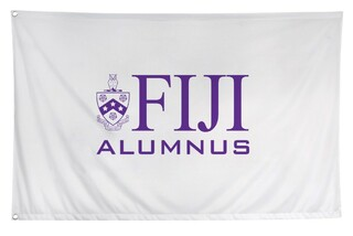 FIJI Fraternity Flag