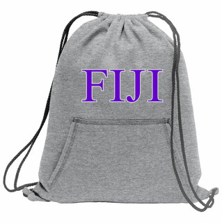 FIJI Fleece Sweatshirt Cinch Pack
