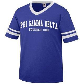 FIJI Fraternity Founders Jersey