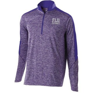 FIJI Fraternity Electrify 1/2 Zip Pullover