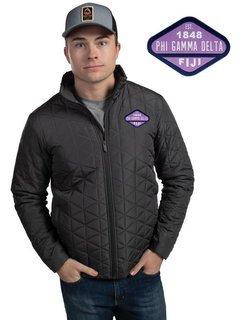 FIJI Fraternity Repreve ECO Jacket