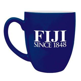 FIJI Fraternity Bistro Mug