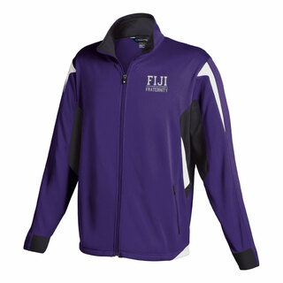 FIJI Fraternity Letter Dedication Jacket