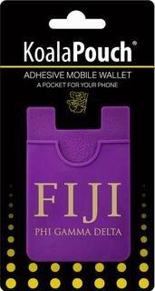 FIJI Koala Pouch Phone Wallet