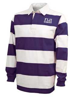 FIJI Fraternity Lettered Rugby