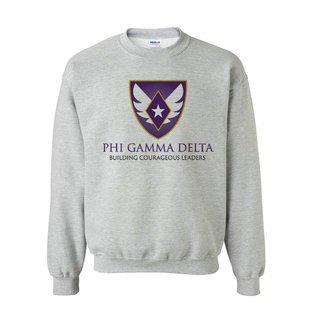 FIJI Fraternity Logo Crewneck Sweatshirt