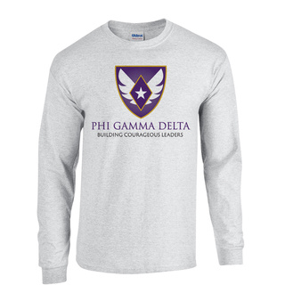 FIJI Fraternity Logo Long Sleeve Tee