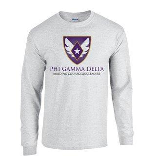 FIJI Fraternity Logo Long Sleeve Tee