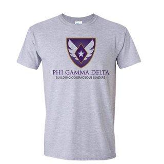 FIJI Fraternity Logo Short Sleeve Tee