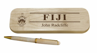 FIJI Maple Wood Pen Set