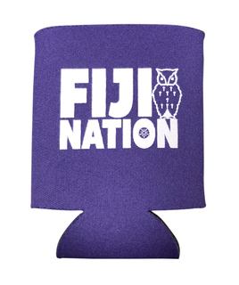 FIJI Fraternity Nations Can Cooler