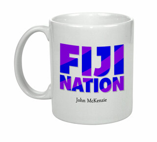 FIJI Fraternity Nations Coffee Mug