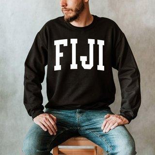 FIJI Nickname Crewneck Sweatshirt