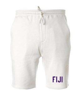 FIJI Pigment-Dyed Fleece Shorts