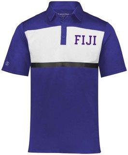 FIJI Prism Bold Polo