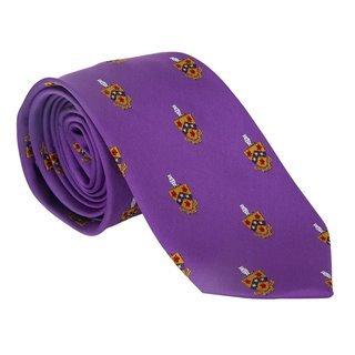 FIJI Repeating Crest Tie