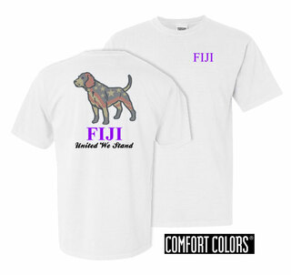 FIJI United We Stand Comfort Colors T-Shirt