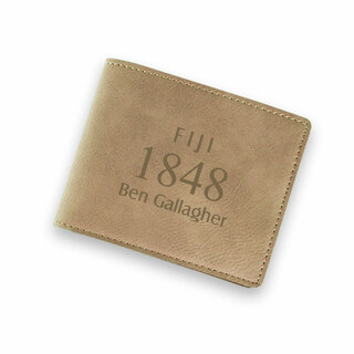 FIJI Fraternity Wallet