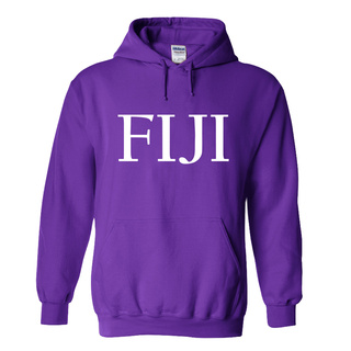 FIJI World Famous $25 Greek Hoodie