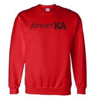 Forever Kappa Alpha Crewneck Sweatshirt