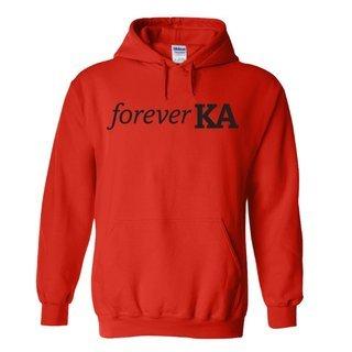 Forever Kappa Alpha Hooded Sweatshirt