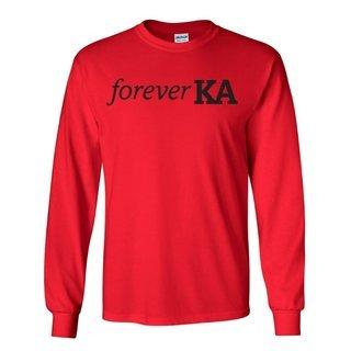 Forever Kappa Alpha Long Sleeve Tee