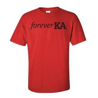 Forever Kappa Alpha Short Sleeve Tee