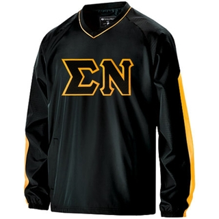 Fraternity Bionic Lettered Windshirt