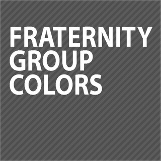 Fraternity Colors