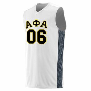 Fraternity Fast Break Game Basketball Jersey